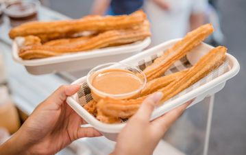Cheeky Cheeky Churros