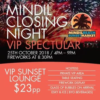 Closing Night VIP Spectacular